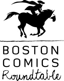 Boston Comics Roundtable logo