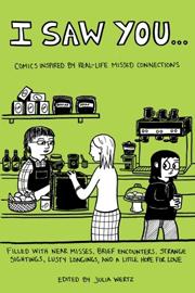 Cover of Craigslist-inspired comics anthology *I Saw You*