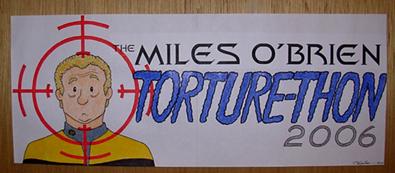 Banner by Jeph: O'Brien TortureThon 2006