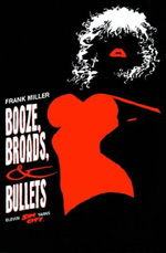 Cover, Sin City Book 7: Booze, Broads, and Bullets