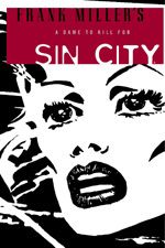 Cover, Sin City Book 2: A Dame to Kill For