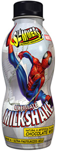 Ultimate Milkshake, Spider-Man version