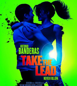 Poster for movie _Take the Lead_